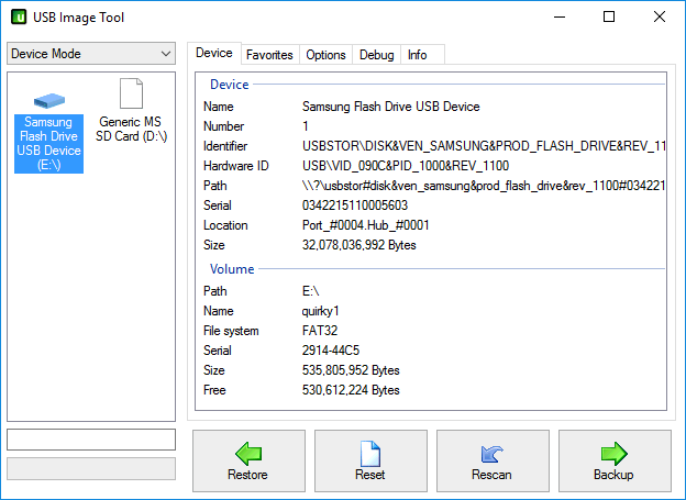 How to write EasyOS to a flash drive